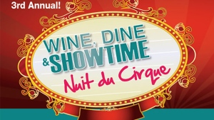 Wine, Dine and Showtime