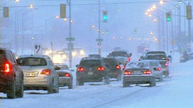 Here We Go Again: Environment Canada Issues Special