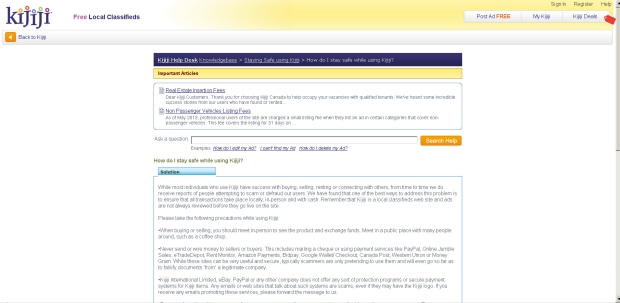 Case cracked after suspect posts stolen items on kijiji for Case kijiji