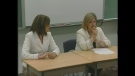 Horwath visits London high school