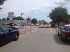 Fatality in Glencoe parking lot