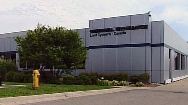 Job Losses At General Dynamics Land Systems Ctv London News