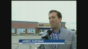 Jared Zaifman, the new councillor for Ward 14, speaks in London, Ont. on Wednesday, Oct. 29, 2014. (Cara Campbell / CTV London)