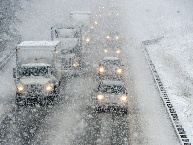 Winter Storm Southern Ontario: Winter Storm Watch Issued For Most Of Southern Ontario