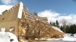 CTV Atlantic: Barn roof collapse kills cattle
