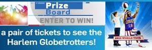 Harlem Globetrotters Prize Board