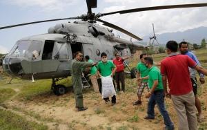 Global effort intensifies to help Nepal quake victims