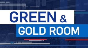 London Knights coverage: Green and Gold Room