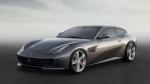 The Ferrari GTC4Lusso (Ferrari)
