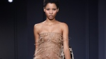 Jason Wu for New York Fashion Week. (Jewel Samad / AFP)