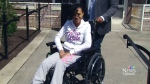CTV Toronto: Woman hurt in Trinidad returns home