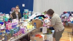 CTV National News: Generosity amid the crisis