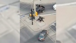 CTV Toronto: Viewer captures police chase