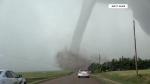 Tornado 'carved a path of destruction' for 90 minu