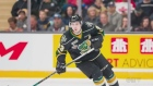 London Knight Mitch Marner named the best player in the CHL on Saturday, May 28th, 2016.