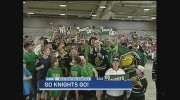 London Knights fans gather for a viewing party on Sunday, May 29th, 2016 to cheer on their hometown heroes from afar