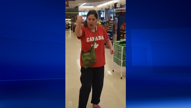 In Canada, Muslim woman attacked in supermarket. Pig's head left at mosque