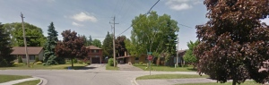 Fuller St and McNay St. London, Ont. (Google)