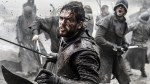 """In this image released by HBO, Kit Harington appears in a scene from """"Game of Thrones."""" Helen Sloan/HBO via AP)"""