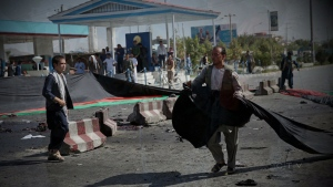 CTV National News: ISIS attacks Kabul protesters