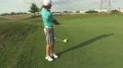 Youth golfer Peyton Callens