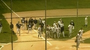 Alleged racial slur directed at London Majors play