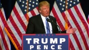 Trump immigration speech
