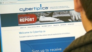 CTV London: Cybertip campaign
