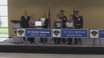 Bridges in Lambton County named in memory of fallen officers