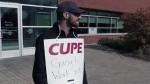 CTV London: Strike looming
