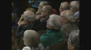 Sarnia residents sit in attendance to see what Council's decision on Mayor Bradley would be on Monday, October 24, 2016. (Marek Sutherland / CTV London)