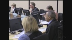 Council debates the need for a second Deputy Mayor on Monday, October 24, 2016. (Daryl Newcombe / CTV London)