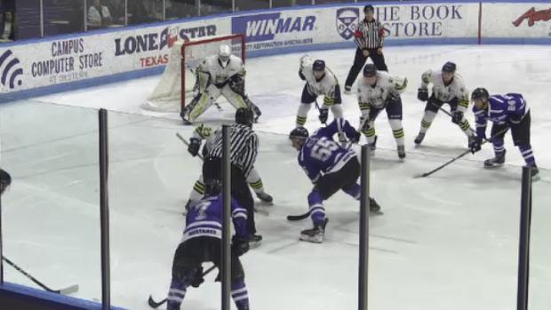 Mustangs Hockey Team Returns To Budweiser Gardens Ctv News