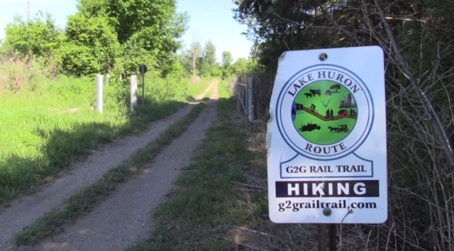 Goderich to Guelph rail trail