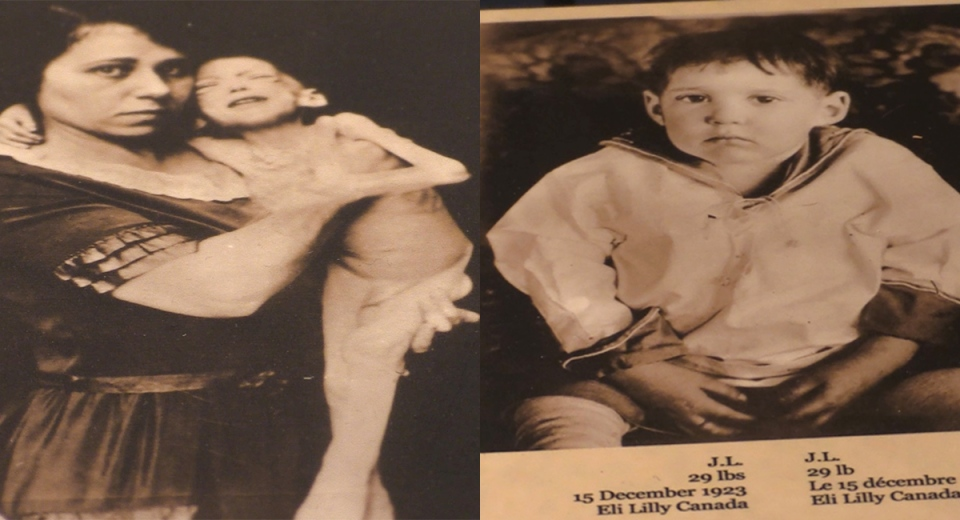 Eli Lilly before and after insulin