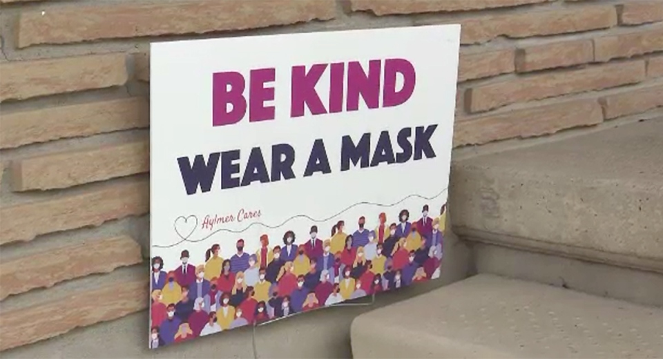 Be Kind, Wear A Mask