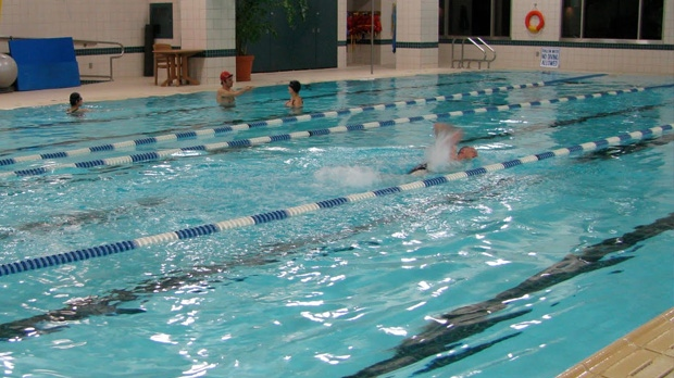 Teen Girl In Critical Condition After Goderich Ymca Pool